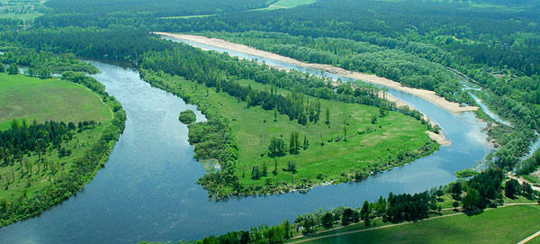 Belarus_Pripyat_Canal. Outsourcing to Belarus