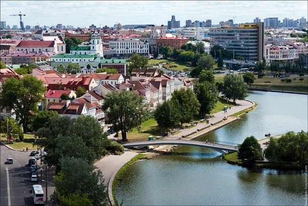 Minsk. Outsourcing IT jobs to Minsk.
